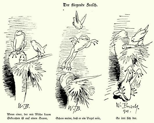 Der fliegende Frosch | martin vallo >> dont spook the horse!